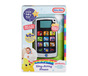Little Baby Bum Sing Along Phone